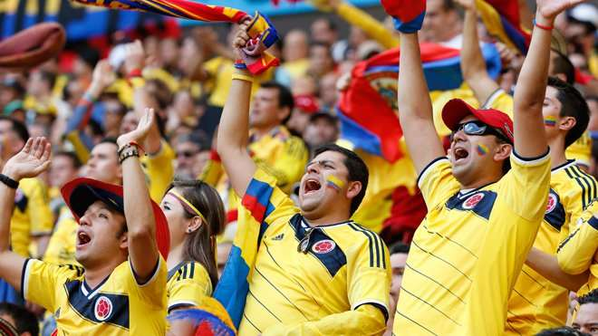 Colombians