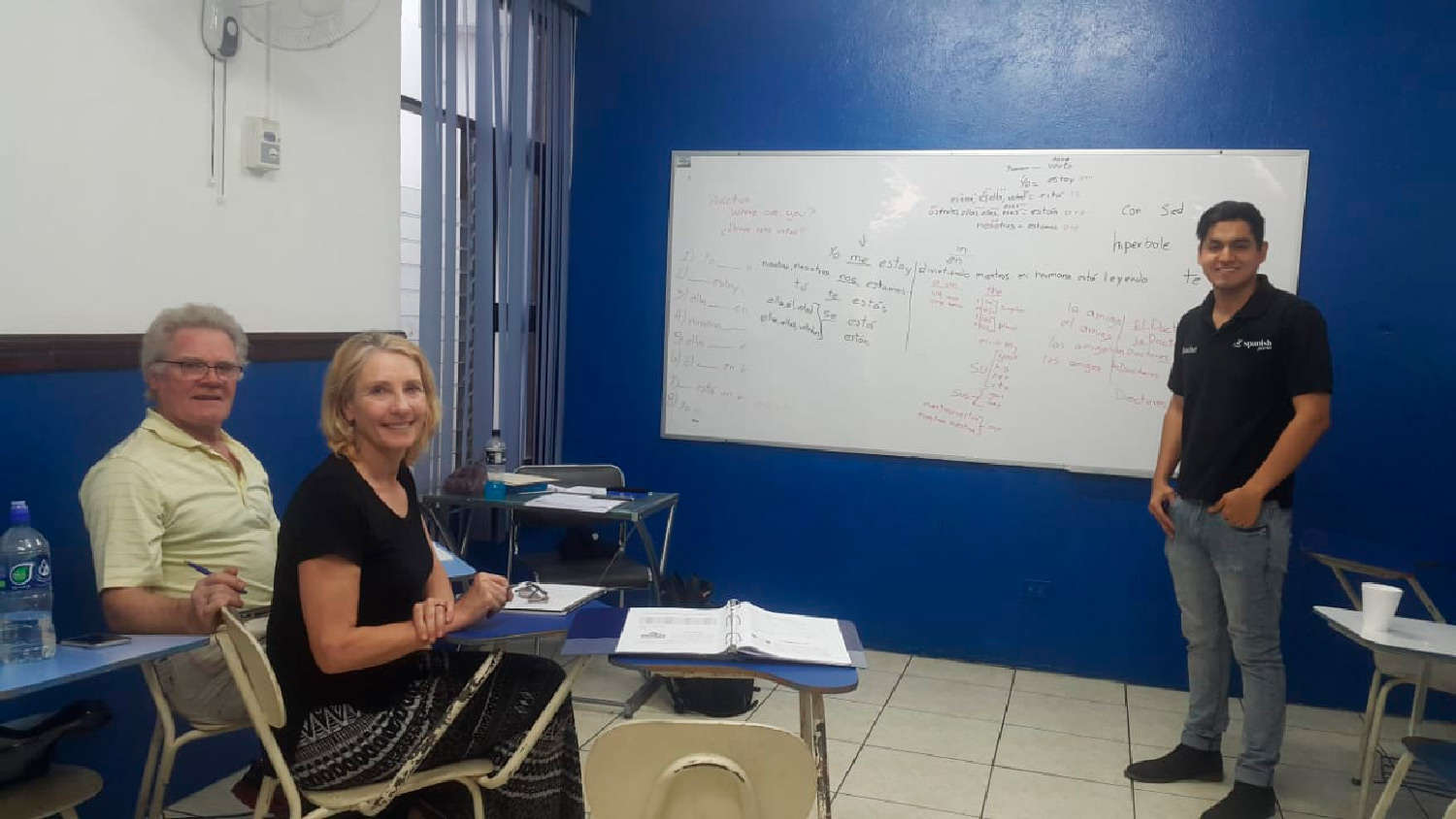 Spanish classes in costa Rica